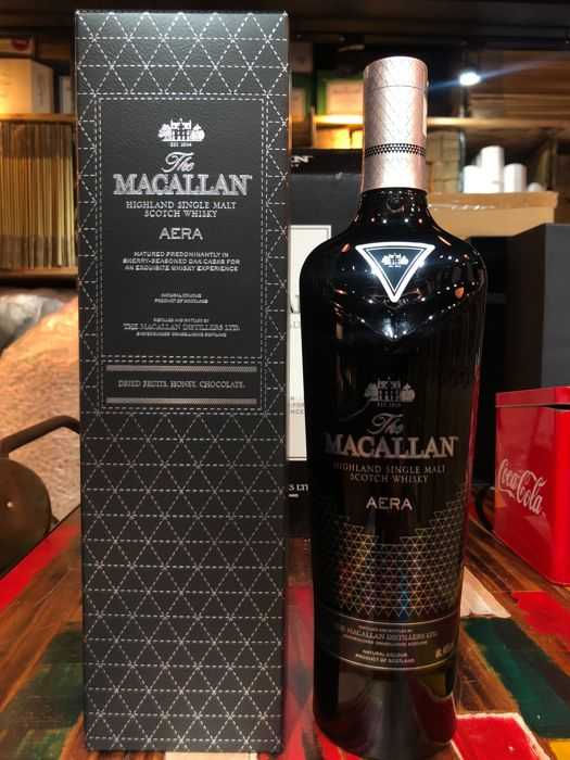 Macallan, The Aera Limited Edition Exclusively Released for Taiwan - 700ml
