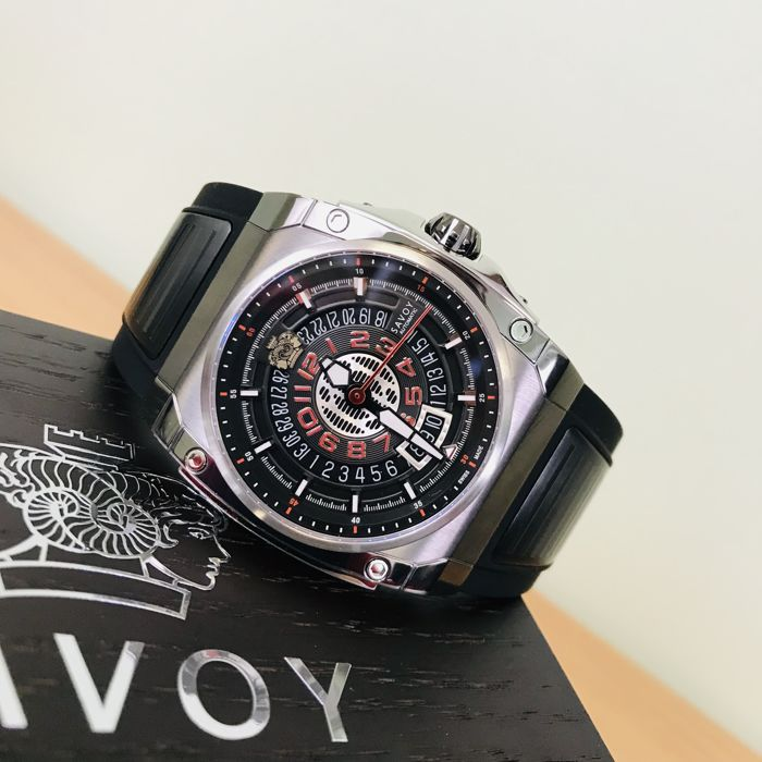 SAVOY - Icon Midway S3 Automatic Titanium - Limited edition of 175 - Férfi - 2011 utáni