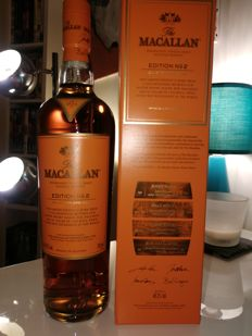 The Macallan Edition No 2 Limited Release !