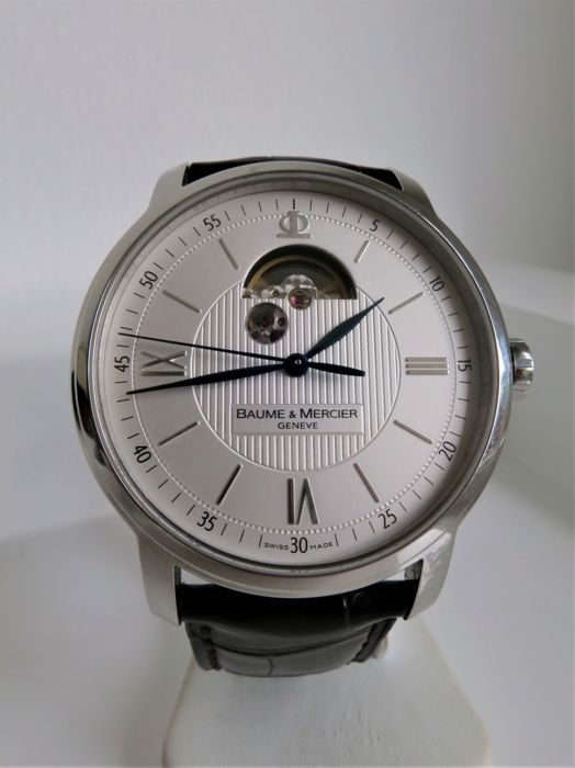 Baume & Mercier - Classima Executive XL automatic - 65558 - 男士 - 2000-2010