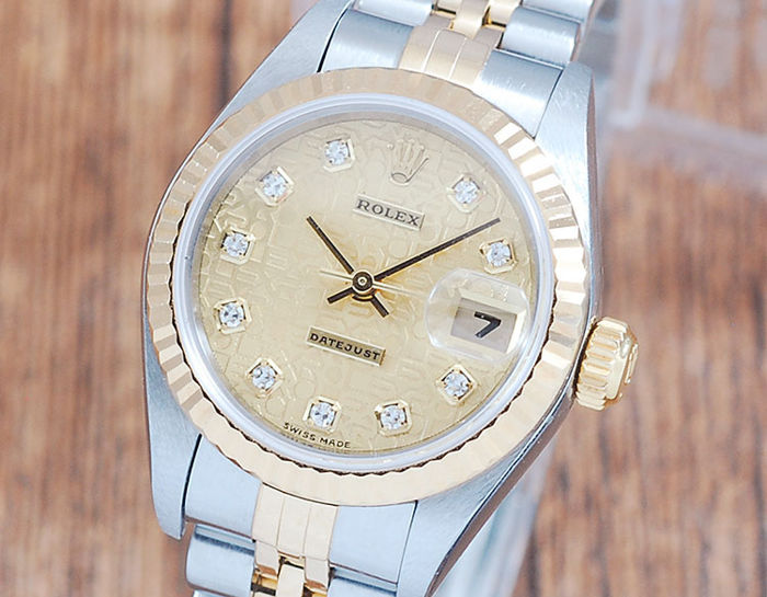 Rolex - Oyster Perpetual DateJust  - 79173G - Mujer - 2000 - 2010