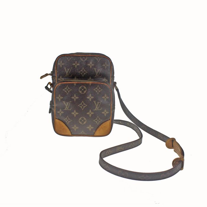 Louis Vuitton - Monogram Amazon shoulder bag - Catawiki 84d3211452a73