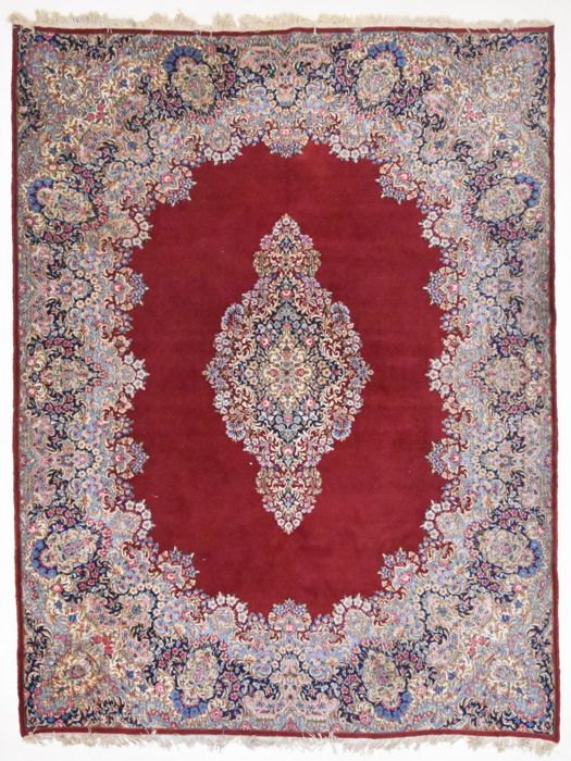 Kirman - Carpet - 370 cm - 272 cm