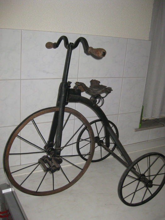 840a272d823 tricycle - antique tricycle - 1880 - Catawiki