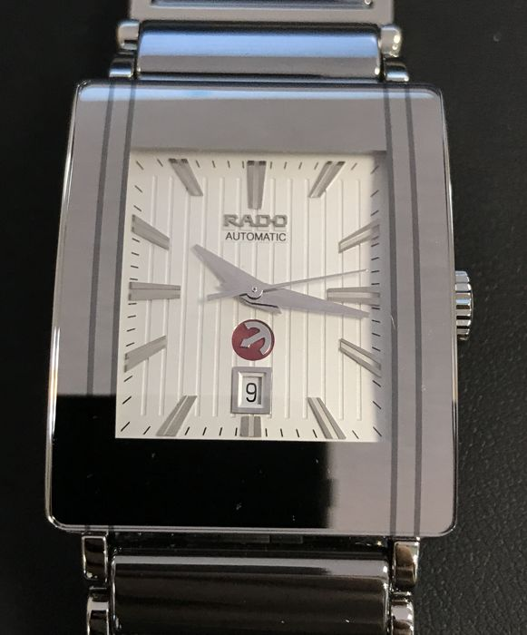 Rado - Integral Men's Automatic Watch 30mm x 35mm - R20692102 - Homme - 2011-aujourd'hui