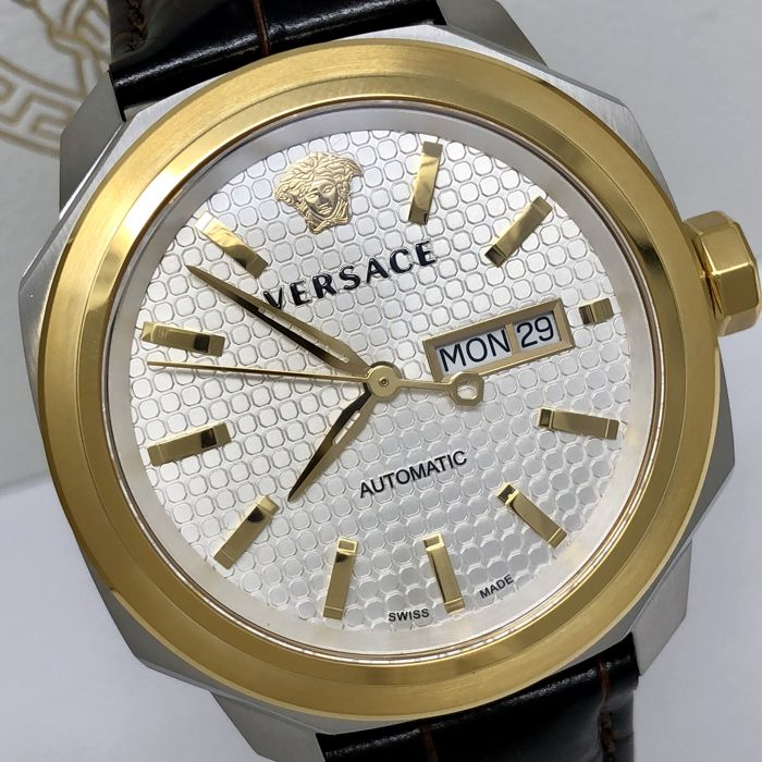 Versace - Dylos Automatic Limited Edition  - VQI020015 - Heren - 2011-heden