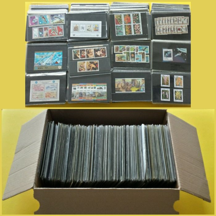 World 1940's/1990's - Thematics on 400 cards