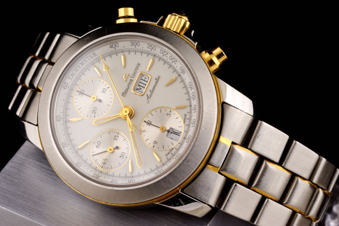 Maurice Lacroix - Chronograph Tachymetre Automatic - Heren - 2000-2010