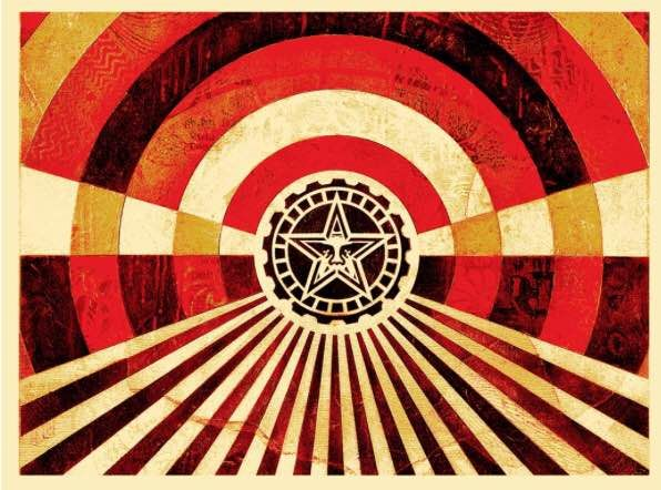 Shepard Fairey (OBEY) - Tunnel Vision - 1st Edition