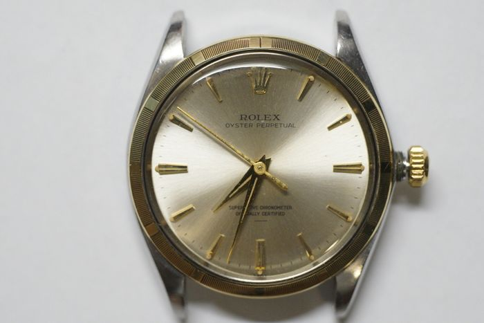 Rolex -  Oyster Perpetual 1003. - Unisex - 1960-1969