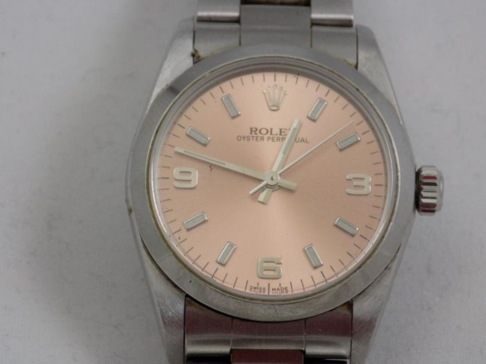 Rolex - Oyster Perpetual   77080- Unisex- 2000/2010