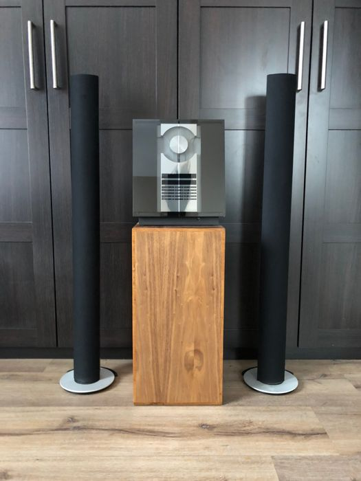Bang en Olufsen - Beocenter 2300 mk2 met Beolab 6000  met AUX voor Bluetooth streaming. - Hifi set, Speaker set