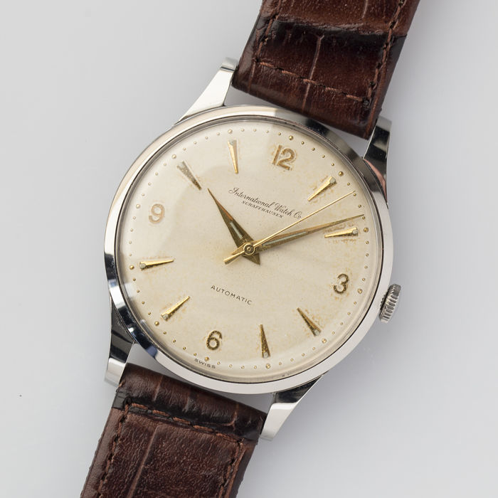 IWC - Automatic Radium Dial Cal. 855 - 1956  - Heren - 1956