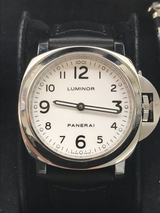 Officine Panerai - Luminor - PAM00114 - Hombre - 2000 - 2010
