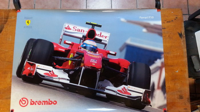 Poster - Brembo - 2000-2010 (4 items)