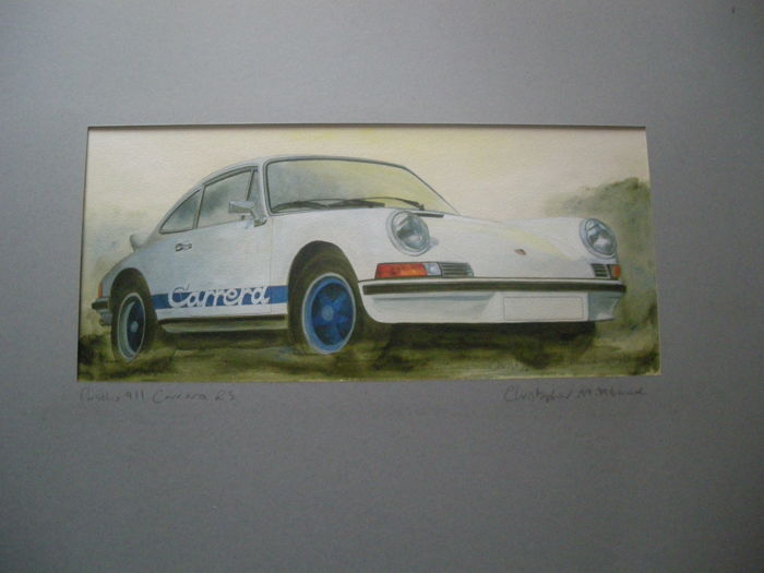 Picture - 911 Carrera RS - 1990 (1 items)