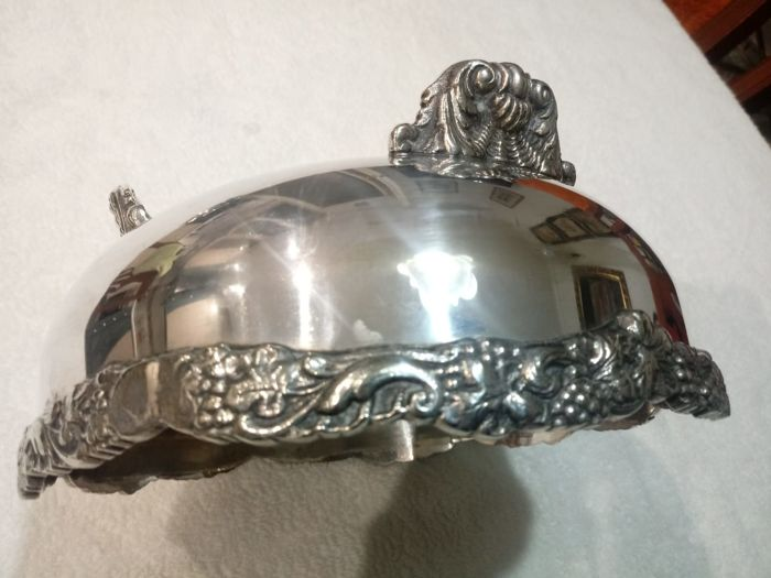Centerpiece - Complete collection of 1 - Silverplate - Spain