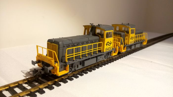 Roco H0 - 51156 - Diesel locomotive - Y8000 in a NS version - Catawiki