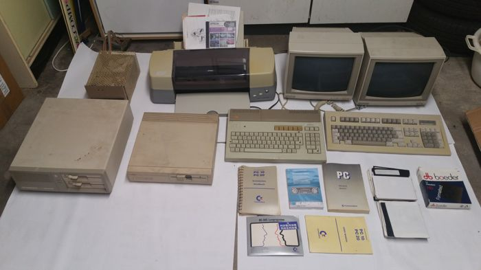 Computer compilation collection vintage