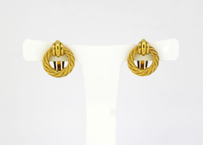 b10d6aa1f44231 Christian Dior Earrings - Catawiki