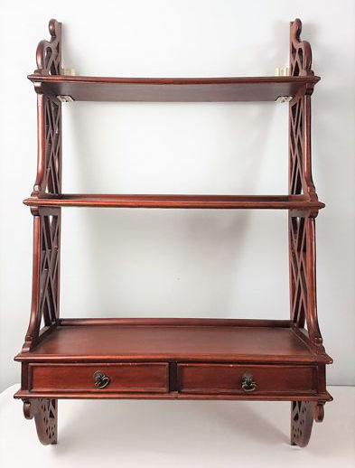 Wall / hanging cabinet - 1 - Wood