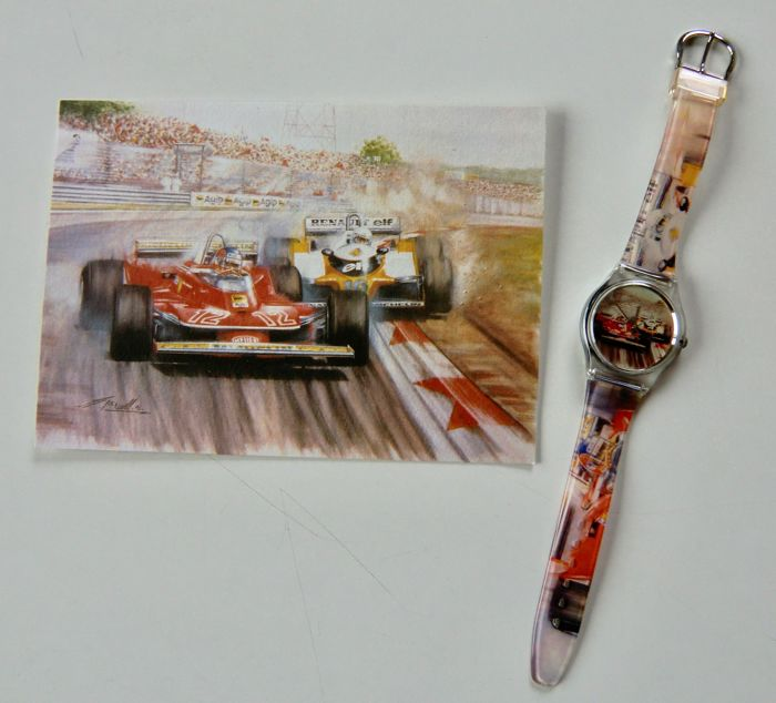 Card + watch - Greg Mc Neill - 1995-1995 (2 items)