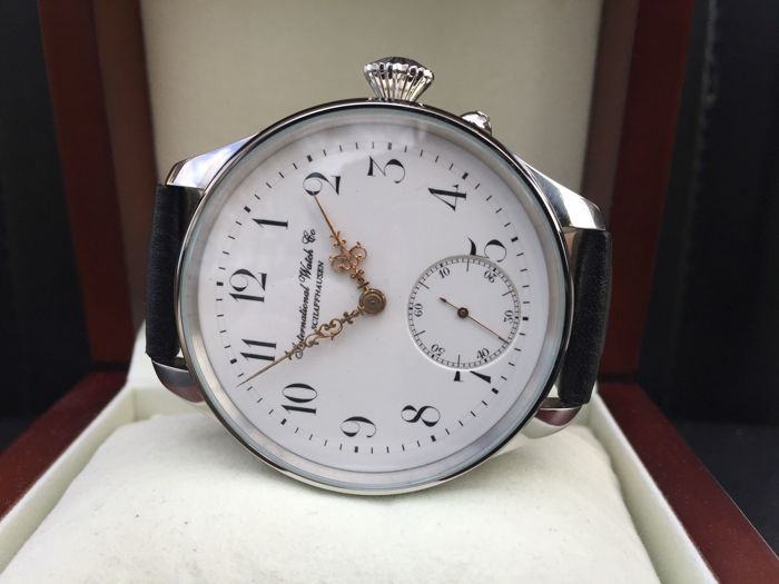 IWC - Schaffhausen cal. 53 marriage watch  - Homme - 1901-1949