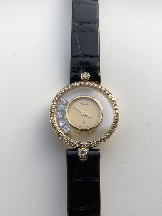 Chopard - Happy Diamonds Donna  - 174475 - Mujer - 1990-1999