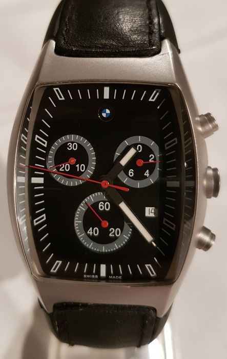 """BMW """"Designed to Ventura"""" - Made in Switzerland Chronograph Numbered 0861/1999 - 2002 - Made in Suisse - 2002"""