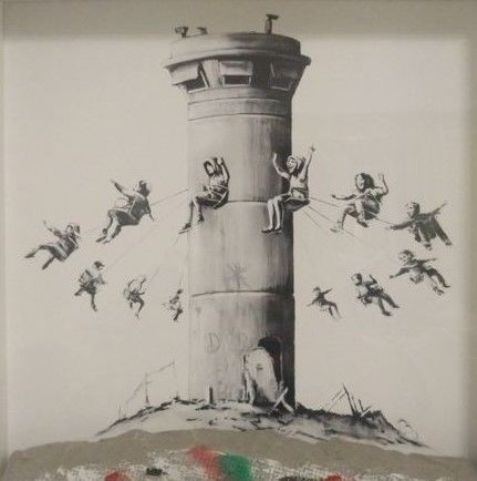 Banksy - Walled Off Hote Box Set