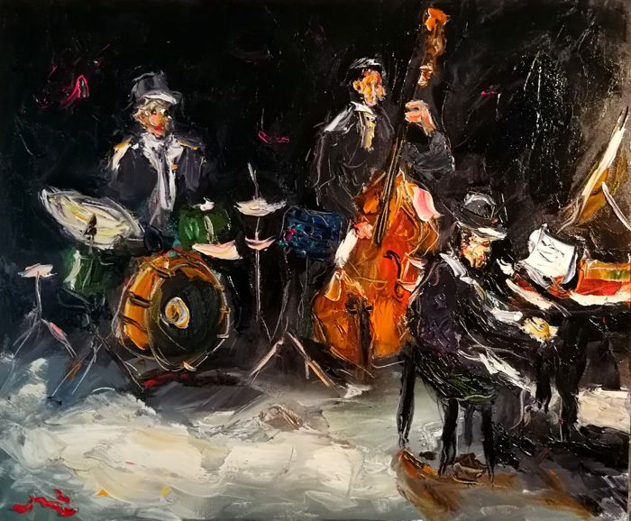 Ludovic Labbe 'Trio Jazz'
