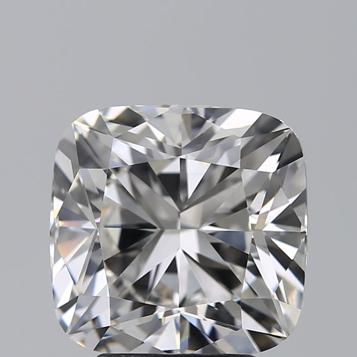 1.02ct Square Cushion Modified Brilliant Cut D IF with IGI - # 030