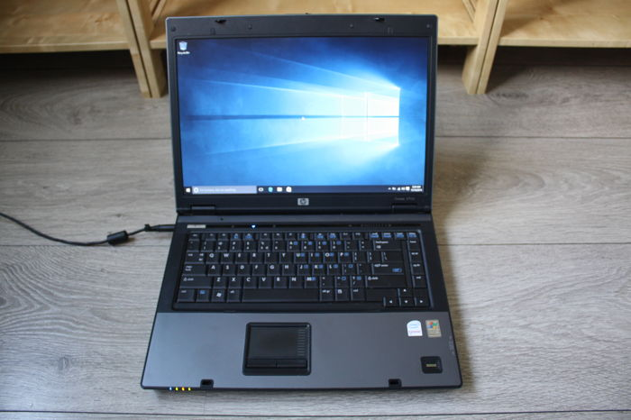 HP 6710b business notebook - Intel Core2Duo 2Ghz, 2GB RAM, 120GB HDD, DVD-RW Windows 10 - with charger