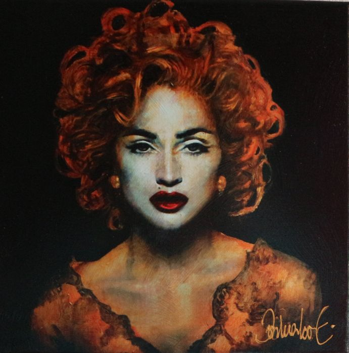 Peter Donkersloot - Madonna