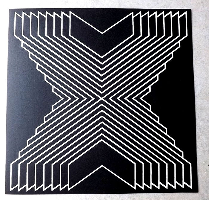 Jean-Pierre Vasarely, known as Yvaral (1934–2002) - Construction from La Lune en Rodage III