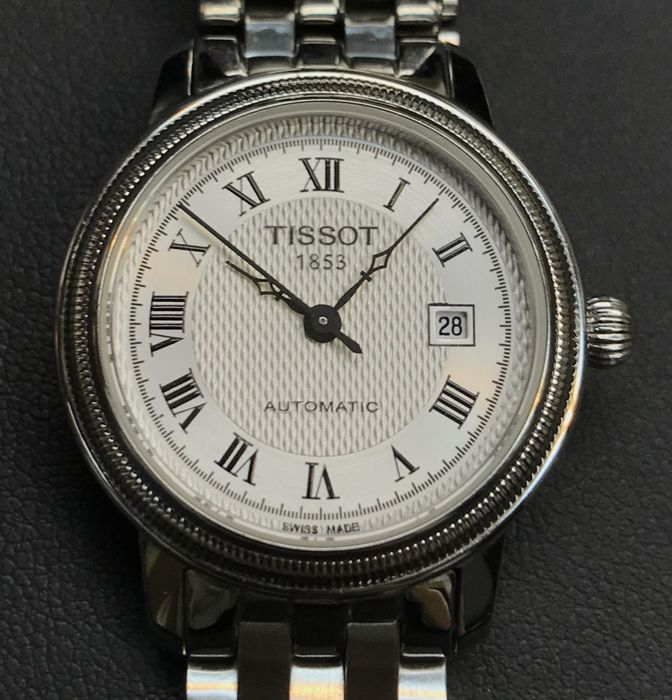 Tissot - T-Classic collection Ladies' automatic 28mm - T045.207.11.033.00 (NO RESERVE) - Mujer - 2011 - actualidad