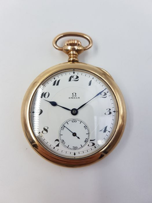 Omega - pocket watch  - Men - 1901-1949