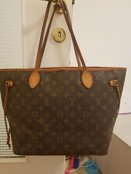d75b54711068 Louis Vuitton - Neverfull MM Tote bag  No reserve price  - Catawiki