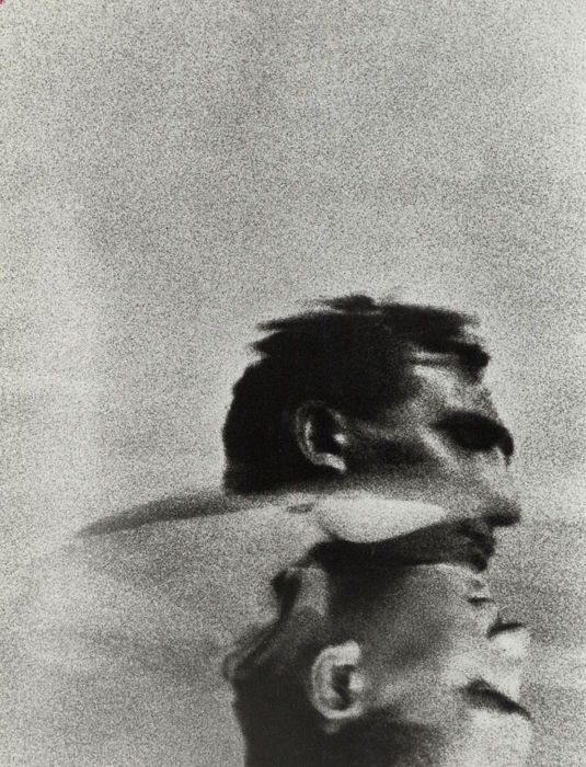 Andre Kertesz (1894-1985)/Houston Chronicle - The Swimmer, 1919