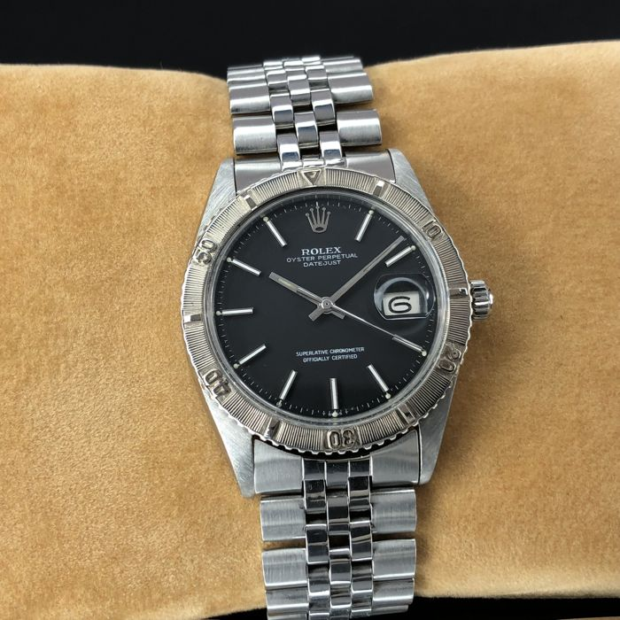 Rolex - Datejust Turn-O-Graph - 1625 - Unisex - 1970-1979