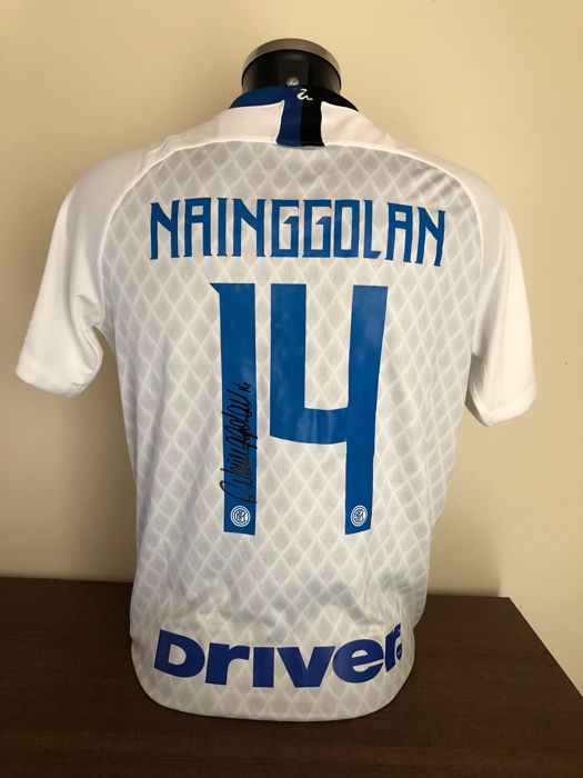 check out 13192 97e8d Inter Milan - Italian Football League - Radja Nainggolan - 2018