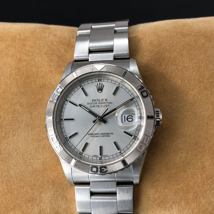 Rolex - Datejust Turn-O-Graph Thunderbird - 16264 - Unisex - 2000-2010