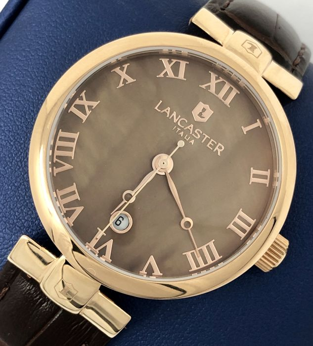 6fe08007ae6f Lancaster - CHIMAERA Limited Edition Mother of Pearl Brown - OLA0678L RG MR