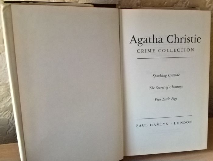Agatha Christie Crime Collection The Collected Edition 9 Novels