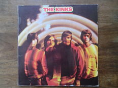 The Kinks ‎– The Kinks Are The Village Green Preservation Society LP [Pye Records ‎– NSPL 18233, Holland]