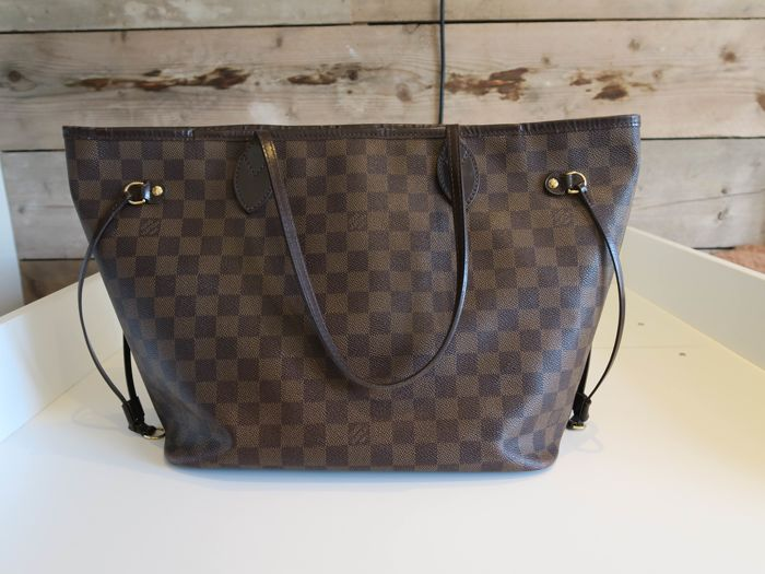 Louis Vuitton - Neverfull MM Borsa shopper