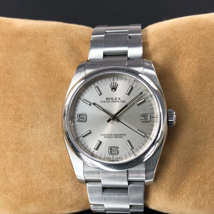 Rolex - Oyster Perpetual - 116000 - Unisex - 2000-2010