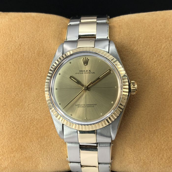 Rolex - Oyster Perpetual Zephyr Dial - 1038  - Unisex - 1970-1979