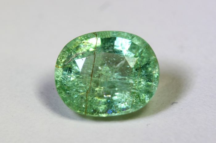 Neon Green - 'Paraiba' Tourmaline - 3.57 ct - No Reserve Price
