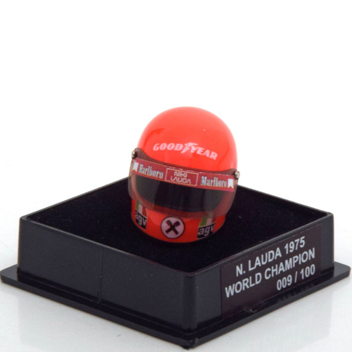Models/ Toys - Ferrari Formule 1 Helm World Champion N.Lauda 1975 - 2018-2018 (1 items)
